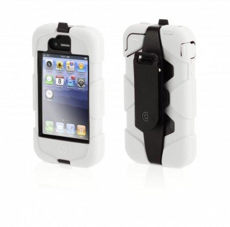 Корпус Survivor – эффективная защита для iPhone 4