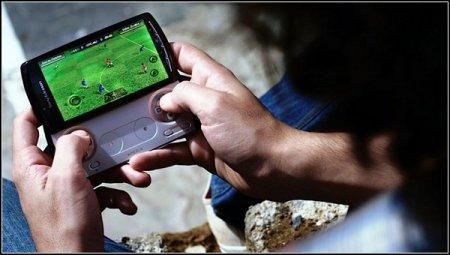 Sony Ericsson Xperia Play – телефон для игр