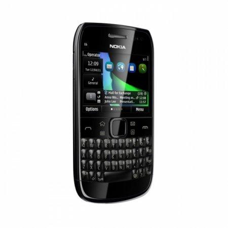 Новые смартфоны Nokia E6 и X7