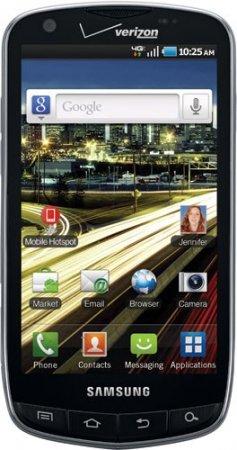 Samsung 4G LTE обзавелся названием Droid Charge