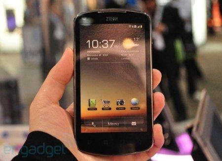 ZTE выпустит смартфон и планшет для американского рынка