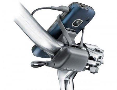 Зарядное устройство для велосипедистов от Nokia