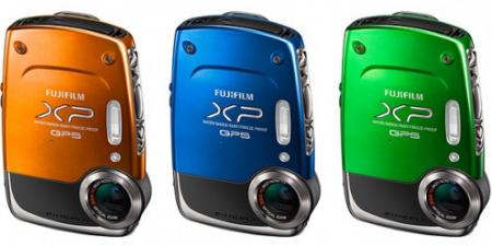 GPS-камера Fujifilm FinePix XP30