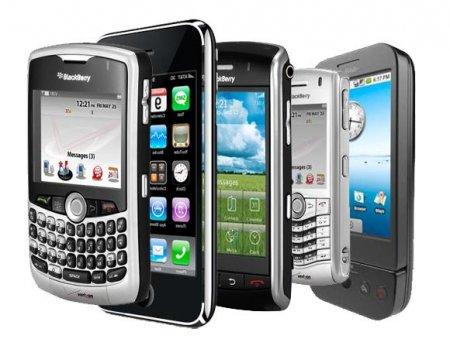 Китай впервые стал лидером рынка смартфонов