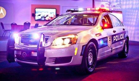 Motorola предложила оборудование для полицейских машин
