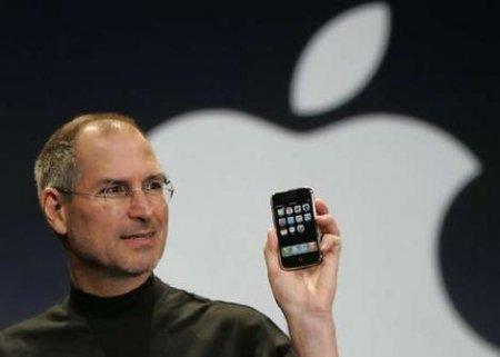 iPhone 5 Стива Джобса появится в следующем году