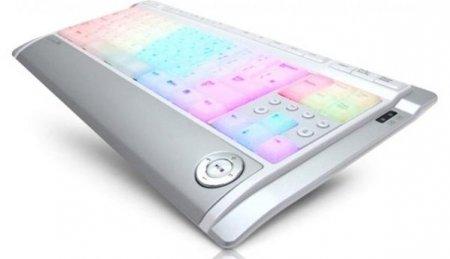 Клавиатура с разноцветной подсветкой Luxeed U7