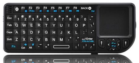 Bluetooth-клавиатура с лазерной указкой