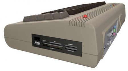 C64x – практически тот же Commodore 64, но с Blu-ray, USB и HDMI