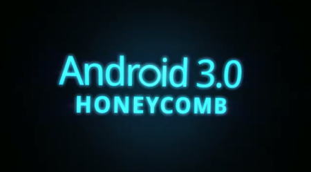 Android 3.0 Honeycomb: видео от Google