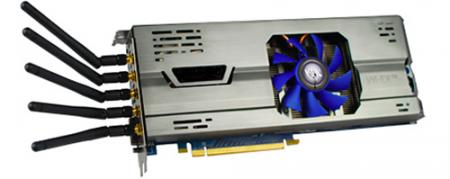 Беспроводная видеокарта KFA2 GTX 460 WHDI