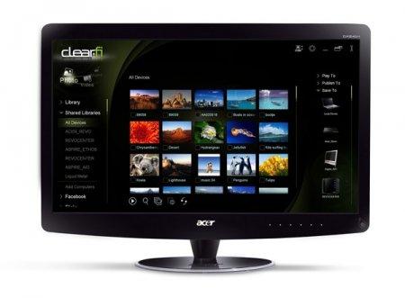 Acer Web Surf Station – монитор-компьютер