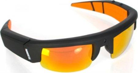 Очки с видеокамерой для любителей экстрима