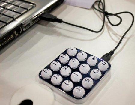 Клавиатура для смайликов