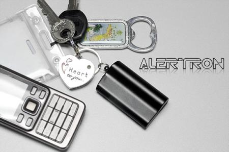 Alertron – сигнализация для мобильного телефона