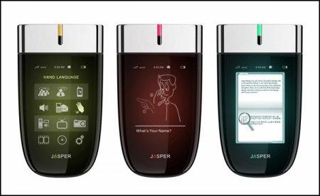 Смартфон-переводчик Transducer