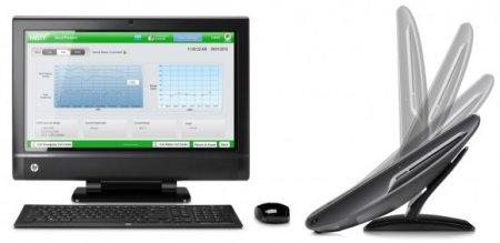 HP представляет сенсорные десктопы TouchSmart 610 и 9300