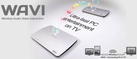 Беспроводной комплект Asus WAVI превратит телевизор