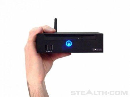 Новый компактный десктоп Stealth Little PC 670