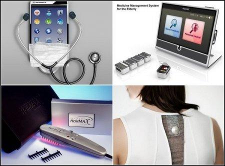 Медицина 21-го века. Обзор современных и будущих гаджет