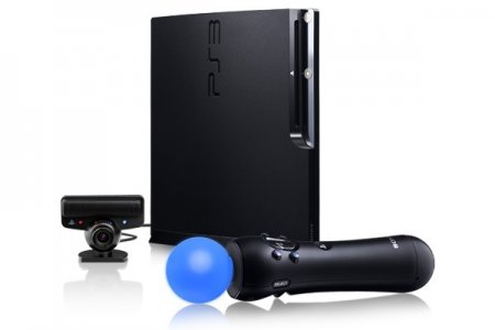 Sony продала 50 млн. PlayStation 3 и 8 млн. Move