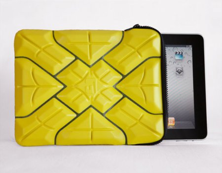 G-Form iPad Extreme Sleeve – теперь iPad не страшны шары для боулинг