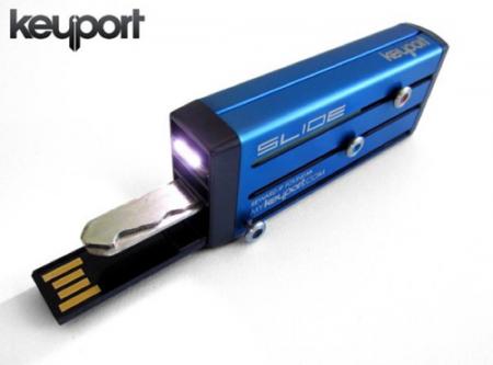 Keyport Slide – альтернатива для связки ключей