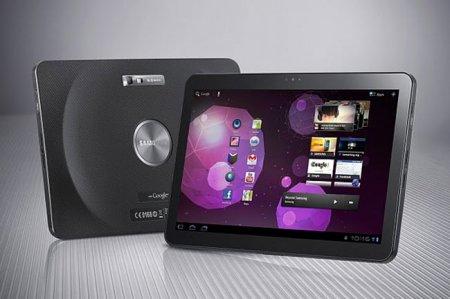 Samsung улучшит Galaxy Tab 10.1, чтобы конкурировать с Apple