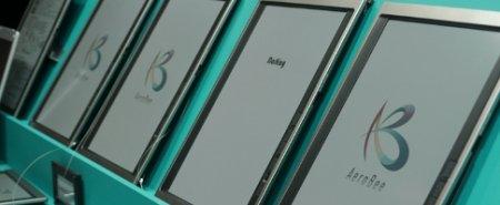 Компания Bridgestone показала самые большие E-Ink-планшетники