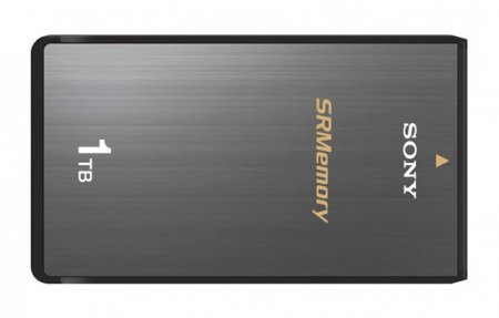Sony представляет 1 ТБ карту памяти SRMemory