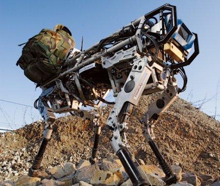 DARPA M3: программа по удешевлению и улучшению военных роб