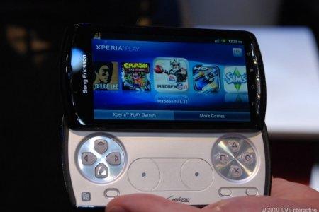 CTIA 2011: Xperia Play выйдет в США в начале мая