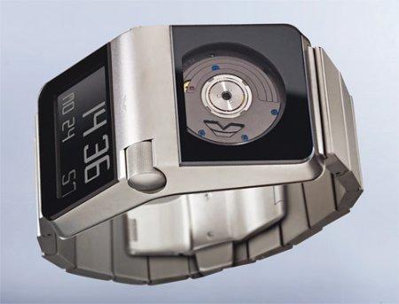 Механико-электронные часы Ventura SPARC MGS с микро-генератор