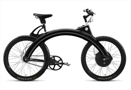 Велосипед как произведение искусства