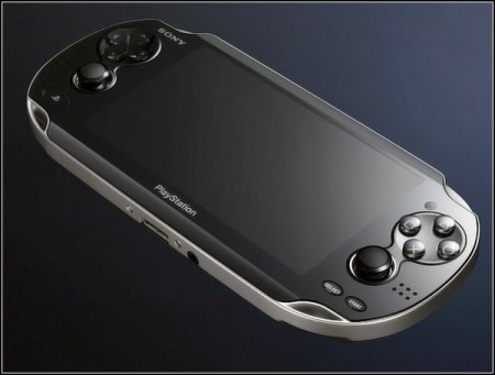 NGP - новая карманная приставка от Sony