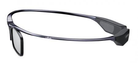 Самые легкие в мире 3D-очки Samsung Silhouette