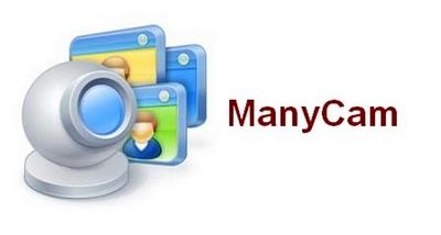 Manycam – для работы с веб-камерой