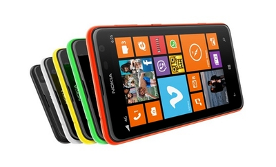 Nokia выпустила Lumia 625
