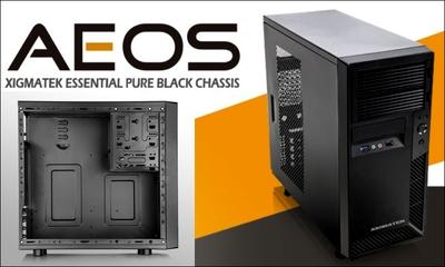 Компьютерный корпус XIGMATEK AEOS