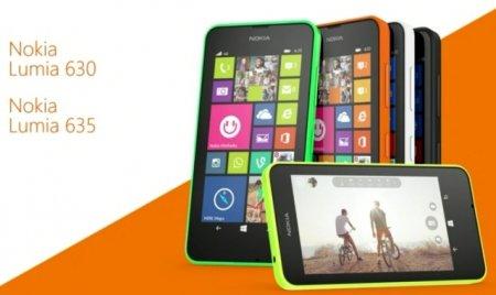 «Живые» фото Nokia Lumia 630