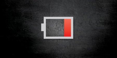 Энергопотребление батарей на Android