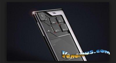Модульный телефон ZTE Eco-Mobius