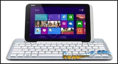 Новый планшет Acer Iconia W3-810