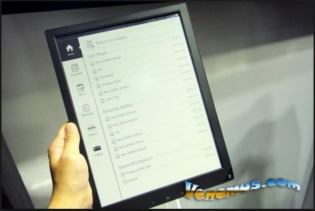 Digital Paper DPT-S1 от компании Sony