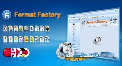 Format Factory 4.3.0 (RUS|RePack & Portable) скачать бесплатно
