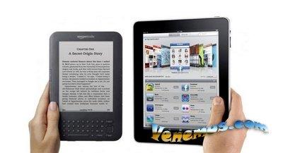 E-reader или планшет - что выбрать для чтения электронных книг?