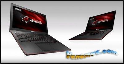 Новый тонкий игровой ноутбук от Asus с разрешением дисплея 4K