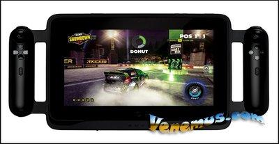 Обзор игрового планшета Razer Edge