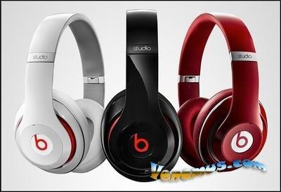 Новые наушники Beats Audio марки Apple