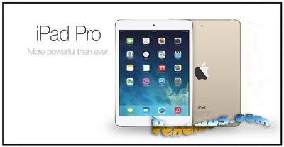 Apple выпустит 12-дюймовый iPad Pro в 2015 году